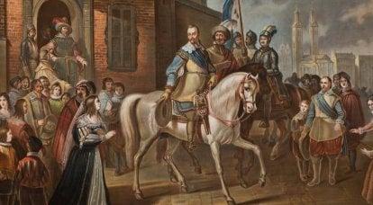 """""""Leone del Nord"""" Gustavo II Adolfo"""