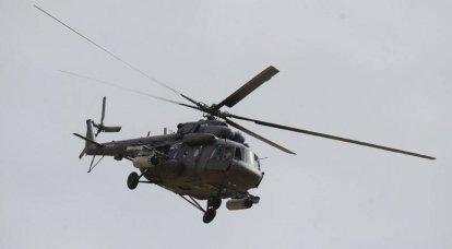 Hélicoptères russes pour l'Inde