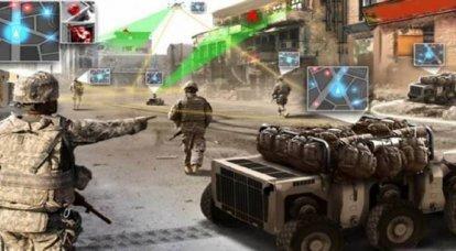 Programma DARPA Squad X. Un gregge con intelligenza artificiale aiuterà i soldati