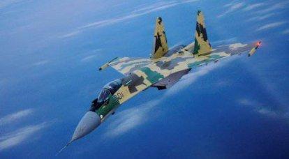 Su-35の推進とPAK FAの開発に関する問題