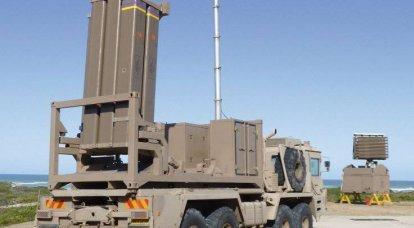 南アフリカはUmkhonto防空システムの陸上版のテストを開始しました