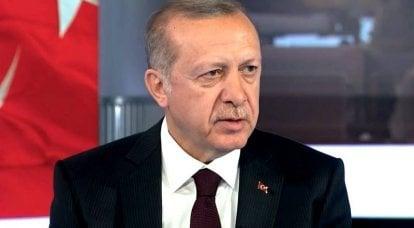 埃尔多安(Erdogan):美国还没有用于土耳其补给的爱国者防空系统