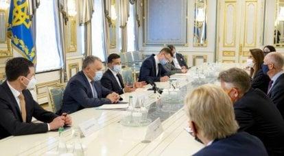 """Il """"posto"""" per Zelenskyj al vertice della NATO non è stato ancora """"trovato"""""""