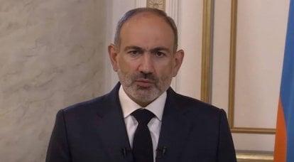 Les forces armées arméniennes s'opposent au Premier ministre Pashinyan