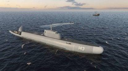 """""""विदेशी ग्राहकों के लिए"""": सीडीबी """"रूबिन"""" ने एक सबमर्सिबल गश्ती जहाज """"गार्ड"""" विकसित किया है"""
