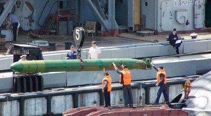La Russie sur le marché international des torpilles