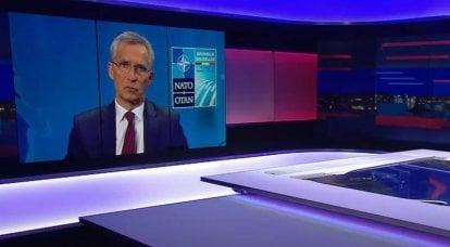 """NATO Genel Sekreteri'ne Ryanair uçağının Minsk'e zorunlu inişinde """"Rusya Federasyonu'nun müdahil olduğu""""na dair istihbaratın varlığı soruldu."""