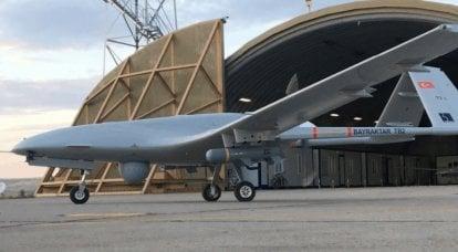 La Lituania non esclude l'acquisto dei droni d'attacco turchi Bayraktar TB2