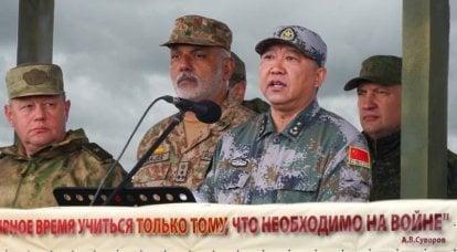 Les lecteurs du site de médias japonais estiment que la Russie a peur de la menace chinoise