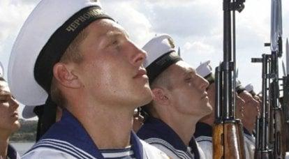 13. Mai - Tag der Schwarzmeerflotte der russischen Marine