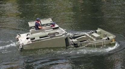 AZMIM浮动推土机
