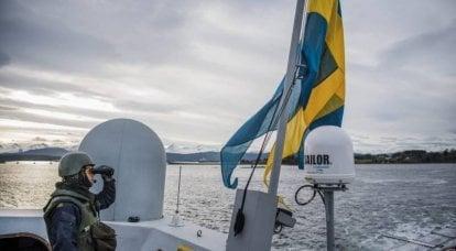 瑞典增加了在波罗的海的战斗力