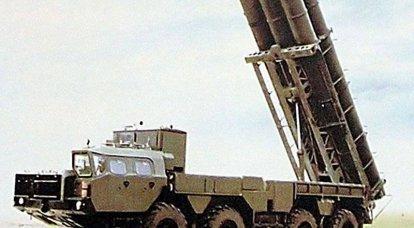 KRBD KS-55「リリーフ」付 - 自走ミサイルシステムRK-122を離れるために作成された