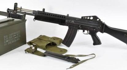 Stoner 63: système d'armes modulaire d'Eugene Stoner