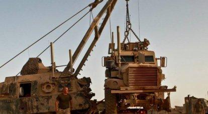 美国装甲修理和恢复车辆M88
