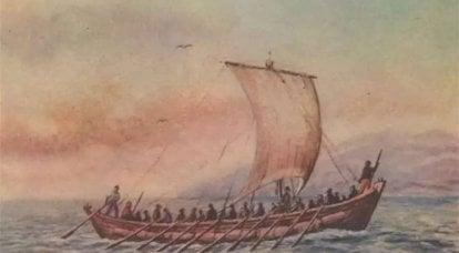 Kosaken: an Land und auf See