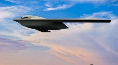 """ABD basınında, yapım aşamasındaki B-21 Raider gizli bombardıman uçaklarına Rus S-500 hava savunma sistemlerinin """"yok edicileri"""" adı verildi."""