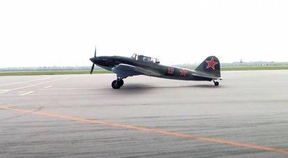 """Eine amerikanische Zeitschrift sagte, der Dienst sowjetischer Piloten während des Krieges sei mit """"Dreck und Angst"""" behaftet."""