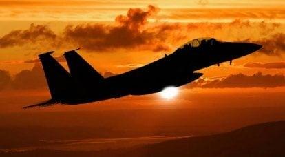 """Il rifiuto della US Air Force dal progetto segreto """"Monty"""" a favore di 144 F-15EX """"Eagle II"""" ha fornito una carta vincente per le forze aerospaziali russe"""