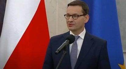 Der polnische Premierminister sagte, dass die Polen Russland nicht mögen