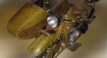 摩托车PMZ-A-750