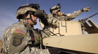 Die USA verlegen ihr Militär, um die Türkei in Syrien nicht zu stören