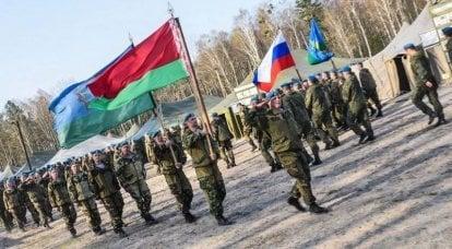 Perché la Russia ha bisogno di lasciare le sue truppe in Bielorussia dopo l'esercitazione Zapad-2021