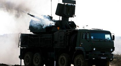 """Russian air defense missile systems """"Pantsir-S"""" will go to Myanmar"""