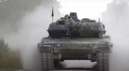 """""""Todo se basa en la precisión del primer disparo"""": el ejército húngaro nombró las diferencias entre el tanque Leopard y el T-72"""