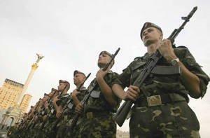ウクライナの陸軍