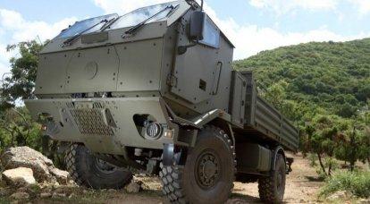 Tatra公司展示了两款新车