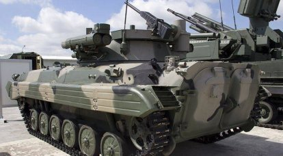"""Participants of the competition """"Suvorov Onslaught"""" will be provided with new BMP-2M"""