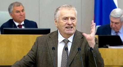 Vladimir Zhirinovsky proposed to cremate Lenin's body