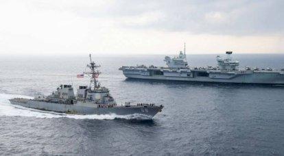 Nella stampa statunitense: i moderni ufficiali navali americani diventano manager