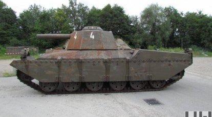 学生の便宜のため。 Target Tank Zielfahrzeug 68(スイス)