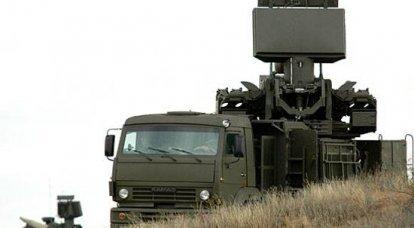 俄罗斯防空部队的一天
