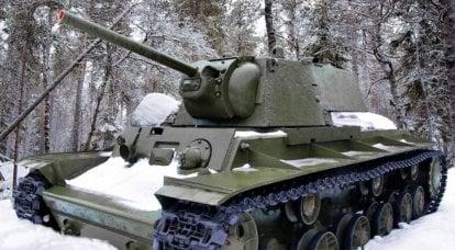 कैसे दो KV-1 ने फिनिश को 1941 में बंद कर दिया
