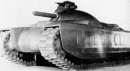 「フレンチサーティーフォー」 中型歩兵戦車G1