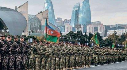 तुर्की ने अजरबैजान के साथ सेना के एकजुट होने की बात शुरू की
