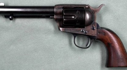The history of the most famous Colt revolver