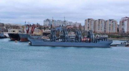 Kriegsschiffe der Schwarzmeerflotte in Sewastopol: Welche Schiffe sind zu sehen?