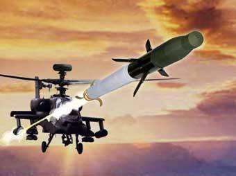 ВМС США примут на вооружение новую систему лазерного наведения APKWS
