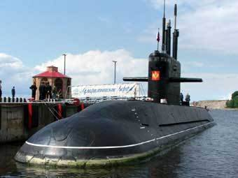 Russian low noise submarine passed state tests