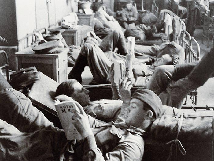 чтение во время войны