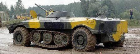 Боевая машина пехоты ''Объект 19''