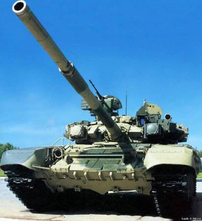 """Т-90 против """"Абрамса"""""""