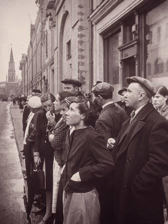Хроника первых месяцев Великой Отечественной Войны в фотографиях