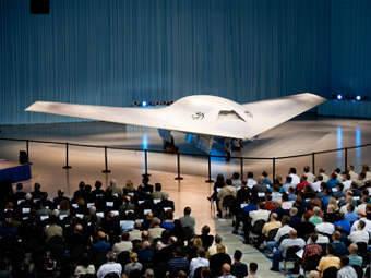 Boeing показал прототип нового боевого беспилотника