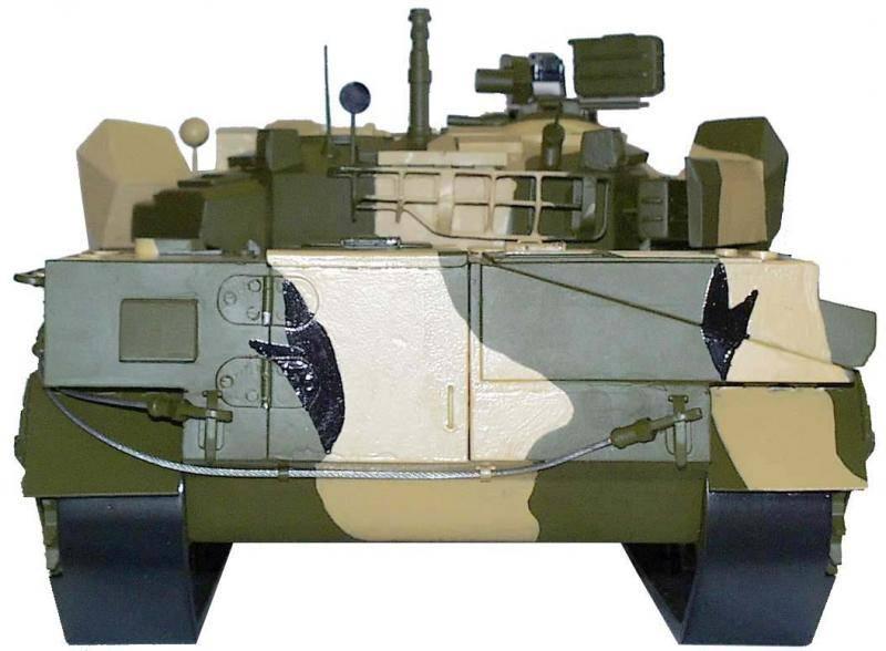 БТМП-84 (Украина) – симбиоз танка и бронетранспортёра