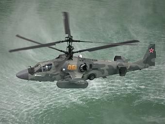 ВВС России получат 400 вертолетов за пять лет